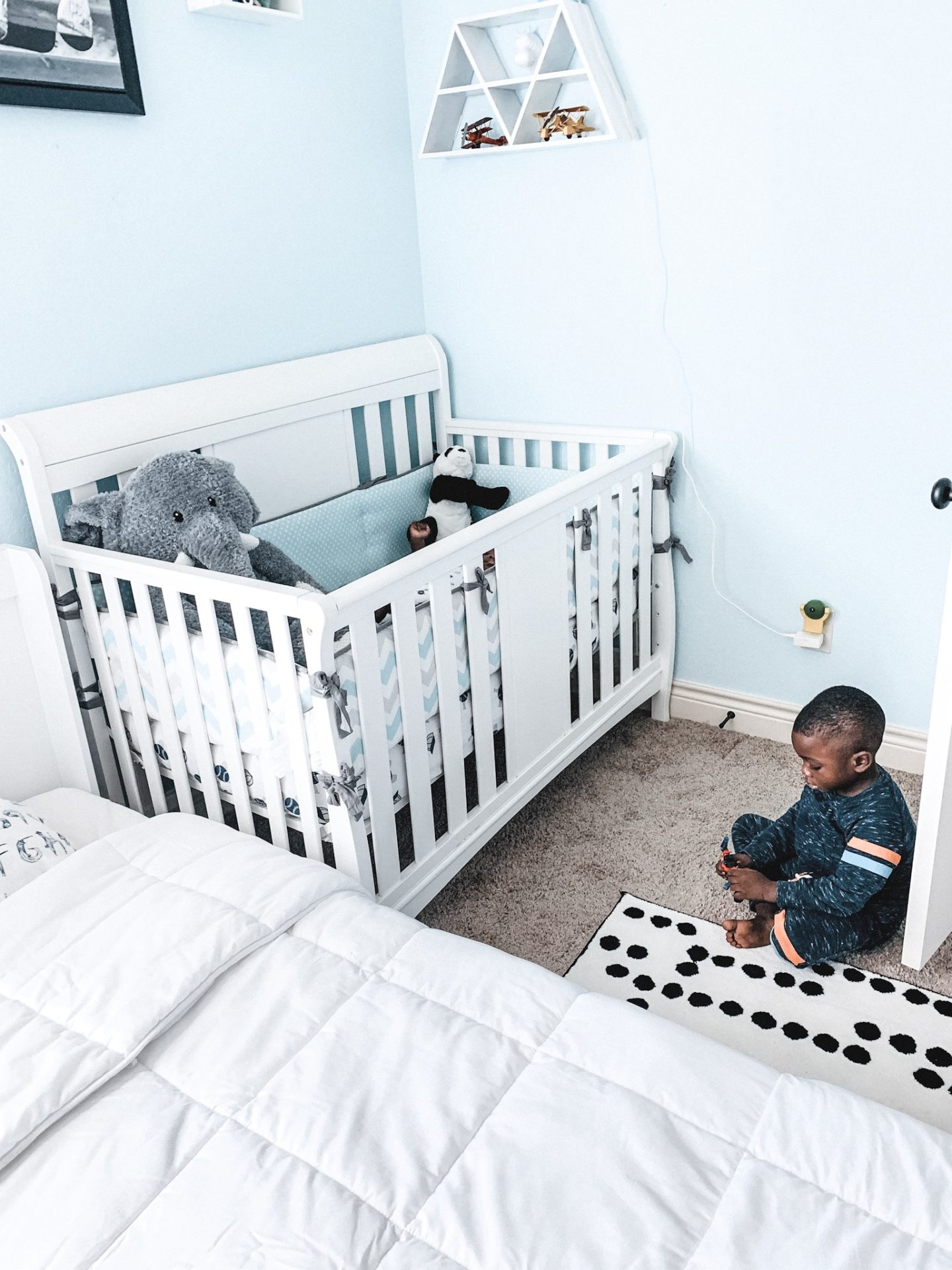 Kids Bedroom : Spring 2021 One room challenge