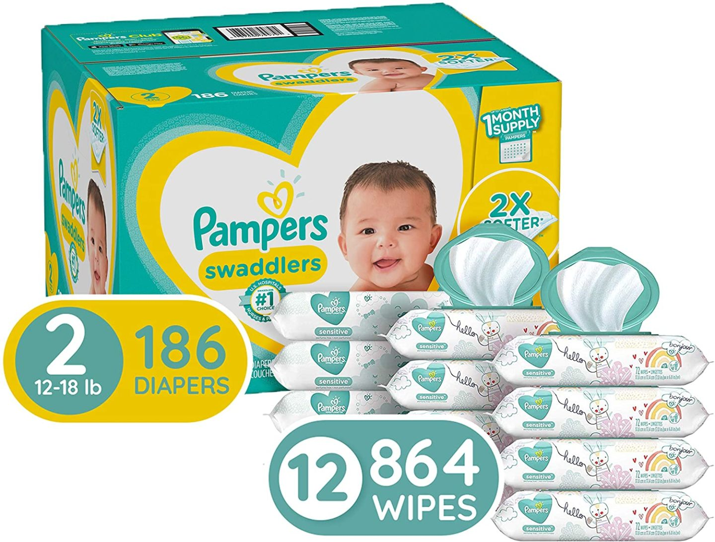 Top essential items for baby's first year
