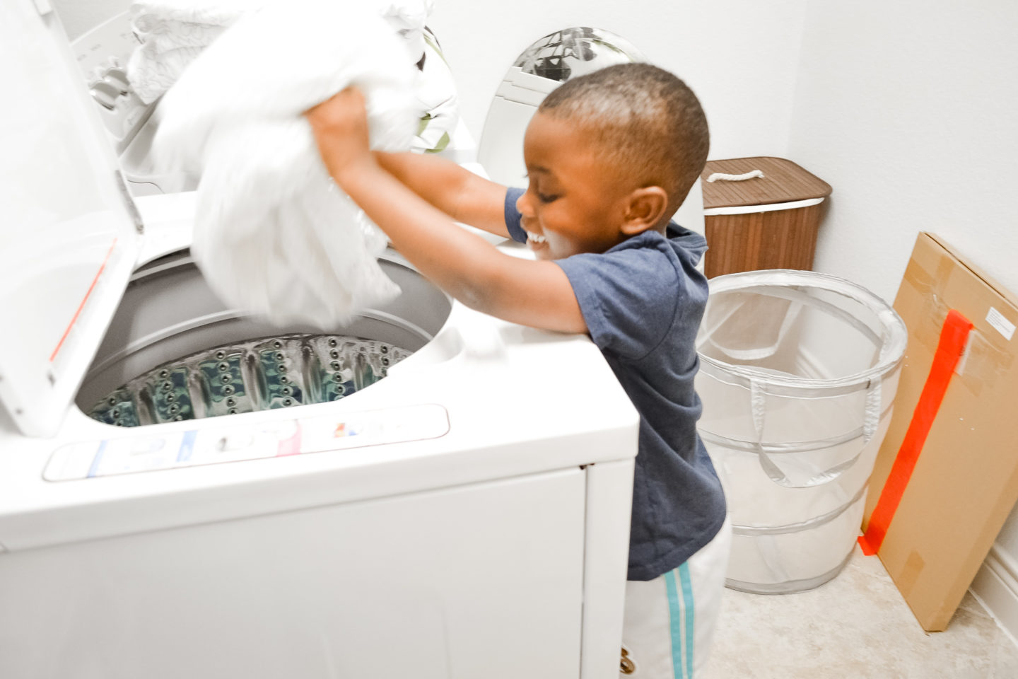 Age Appropriate Chores for your 5-year-old