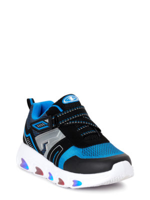 Athletic Works Neon Light-Up Sneakers (Little Boys & Big Boys)