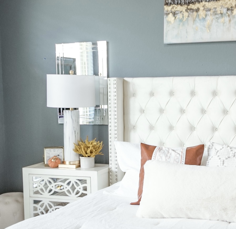 Restyling my Bedside Table a refresh